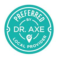 Association - preferred by Dr. Axe local provider